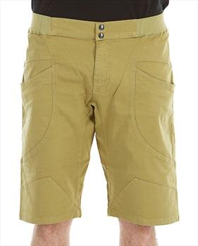 Looking For Wild Cilaos Men's Climbing Shorts, S Khaki Olive