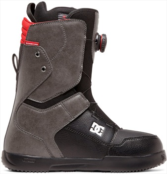 DC Scout Boa Snowboard Boots, UK 10 Grey/Black 2020