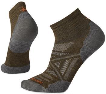 Smartwool PhD Outdoor Ultra Light Mini Hiking Socks XL Military Olive