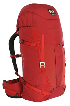 BACH Womens Packman Waterpoof Hiking Backpack, 42L Red