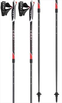 Leki Spin Speed Lock Adjustable Nordic Walking Poles, 100-130cm