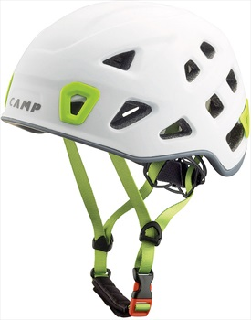 CAMP Adult Unisex Storm Rock Climbing Helmet, 48-56cm White