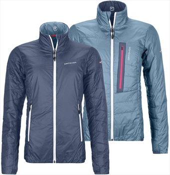 Ortovox Womens (Sw) Piz Bial Women's Insulated Jacket, Uk 12 Night Blue