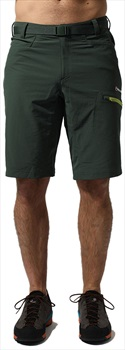 Montane Dyno Stretch Hiking Lightweight Shorts, M Arbor Green