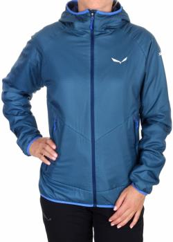 Salewa Sesvenna 2 PTC Jacket Women's Insulated Polartec UK 10 Blue