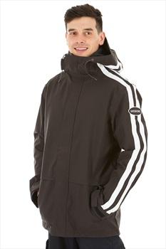 Sessions Scout Ski/Snowboard Jacket, M Black