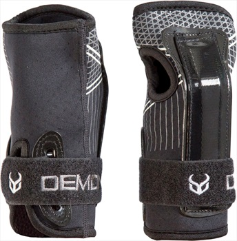 Demon V2 Ski/Snowboard Wrist Guards XS Black