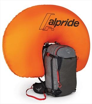 Osprey Sopris Pro Avy 32 Womens Ski Avalanche Backpack, 30L Onyx Black
