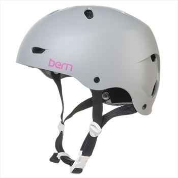 Bern Brighton H2O Ladies Watersports Helmet, L Matte Grey