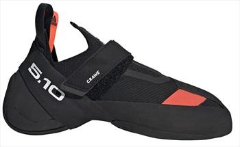Adidas Five Ten Crawe Rock Climbing Shoe, UK 9.5 | EU 44 Black/White
