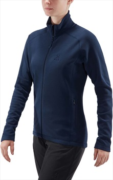 Haglofs Astro Women's Microfleece Jacket, UK 10 Tarn Blue