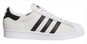 Adidas Superstar Men's Trainers Skate Shoes, UK 7 White/Black