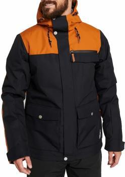 Wearcolour Roam Snowboard/Ski Jacket XL Black
