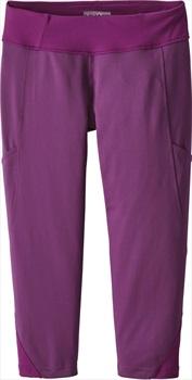 Patagonia Women's Fina Rock Crops Climbing Capri Pants, UK12 Purple
