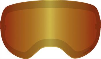 Dragon X2s Snowboard/Ski Goggle Spare Lens, LumaLens Red Ion