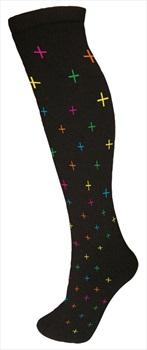 Manbi Pattern Ski/Snowboard Tube Socks UK 4-11 Kriss Kross