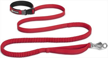 Ruffwear Roamer Leash Dog Walking/Running Lead Large Red Currant