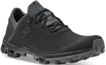 On Womens Cloudventure Peak Women's Running Shoes, Uk 4.5 Black