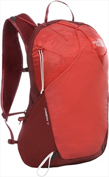 The North Face Chimera 18 Women's Backpack, Barolo Red/Sunbaked Red