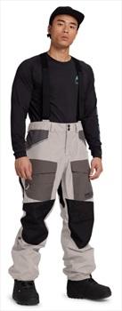 Burton Mens Gore-Tex Banshey Ski/Snowboard Pants, Xl Castlerock