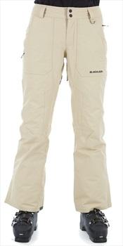 Armada Lenox Insulated Women's Ski/Snowboard Pants, S Taupe