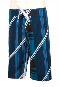 "Liquid Force Fat Boy Board Shorts, M - 34"" / 86cm Waist Blue"