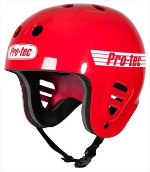 Pro-tec Classic Full Cut Watersports Helmet, L Gloss Red