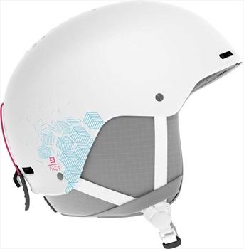 Salomon Pact Junior Snowboard/Ski Helmet, XS White