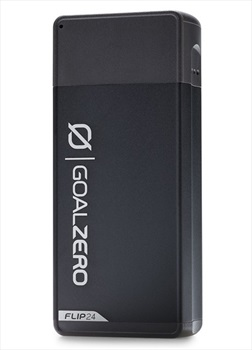 Goal Zero Flip 24 Compact Power Bank, Black