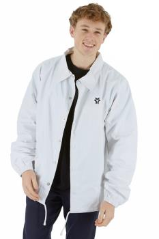 Method Star Coach Jacket Ski/Snowboard Jacket, M White