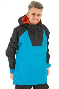 Wearcolour Wear Anorak Snowboard/Ski Jacket M Enamel Blue