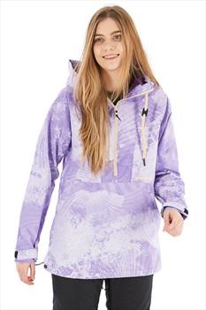 Armada Saint Pullover Women's Ski/Snowboard Jacket, S Splash