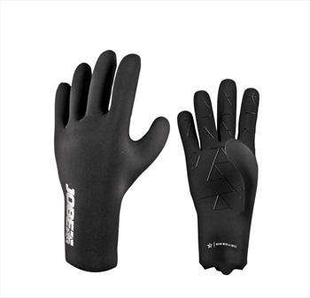 Jobe Neoprene Wetsuit Gloves, 2XLarge Black 2021
