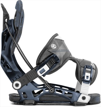 Flow NX2 Fusion Step In Snowboard Bindings, XL Midnight 2020
