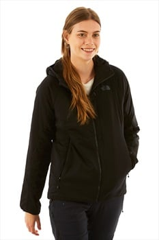 The North Face Ventrix Hoodie Womens Insulated Jacket, UK 14 TNF Black