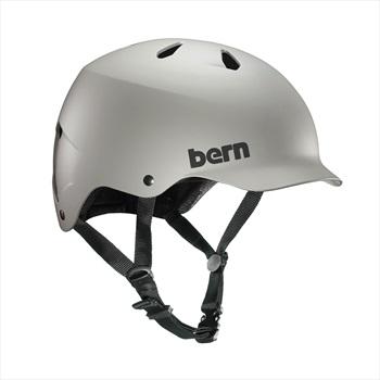 Bern Watts H2O Watersports Wakeboard Helmet, S Matte Sand