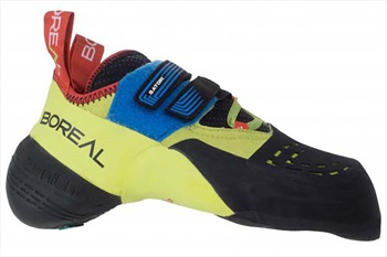 Boreal Satori Rock Climbing Shoe, UK 6.5   EU 40 Green