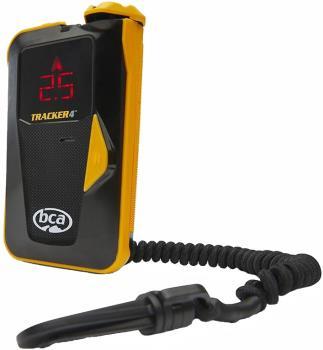 BCA Tracker 4 Avalanche Transceiver Beacon, 1 Size Black/Yellow