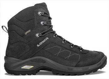 Lowa Adult Unisex Taurus II GTX Mid Men's Hiking Boots, UK 7 Black