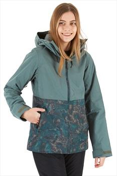 Dakine Juniper Insulated Women's Ski/Snowboard Jacket, XS Balsam
