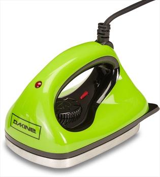 Dakine Adjustable Compact Tuning EU Snowboard/Ski Waxing Iron, Green