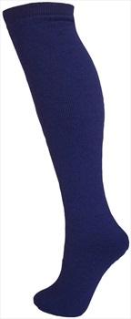 Manbi Essential Thermal Ski/Snowboard Tube Socks UK 4-11 Navy