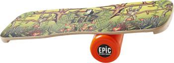 EPIC Balance Boards Retro Series Core Strength Balance Trainer Jungle