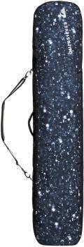 Quiksilver Volcano Snowboard Bag, 165cm True Black Woolflakes