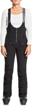 Roxy Summit Shell Bib Women's Ski/Snowboard Pants, L True Black