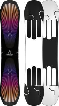 Bataleon Evil Twin Hybrid 3BT Camber Snowboard, 156cm Wide 2022