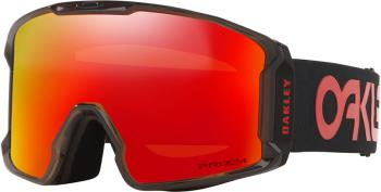 Oakley Line Miner XL Prizm Torch Snowboard/Ski Goggles, L Crystal