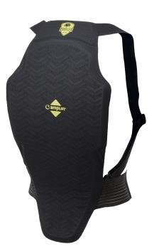 Amplifi Reactor Ski/Snowboard Protection Impact Pack, L/XL Black