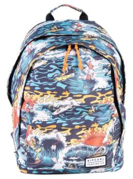 Ripcurl Double Dome BTS Backpack, 24L Blue