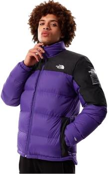 The North Face Adult Unisex Diablo Insulated Hiking Down Jacket, L Purple/Black